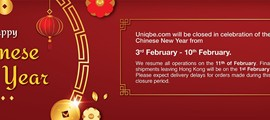Celebrating the Chinese New Year for 2019