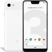 Google Pixel 3 XL Single Sim + eSIM 64GB LTE (White)